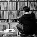 Crate Digging Vinyl