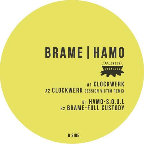 Brame & Hamo - Clockwerk