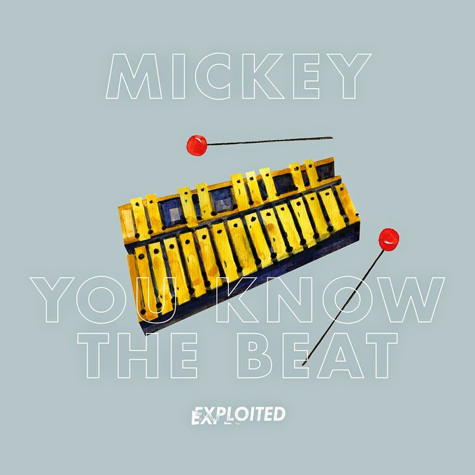 Mickey - You Know The Beat