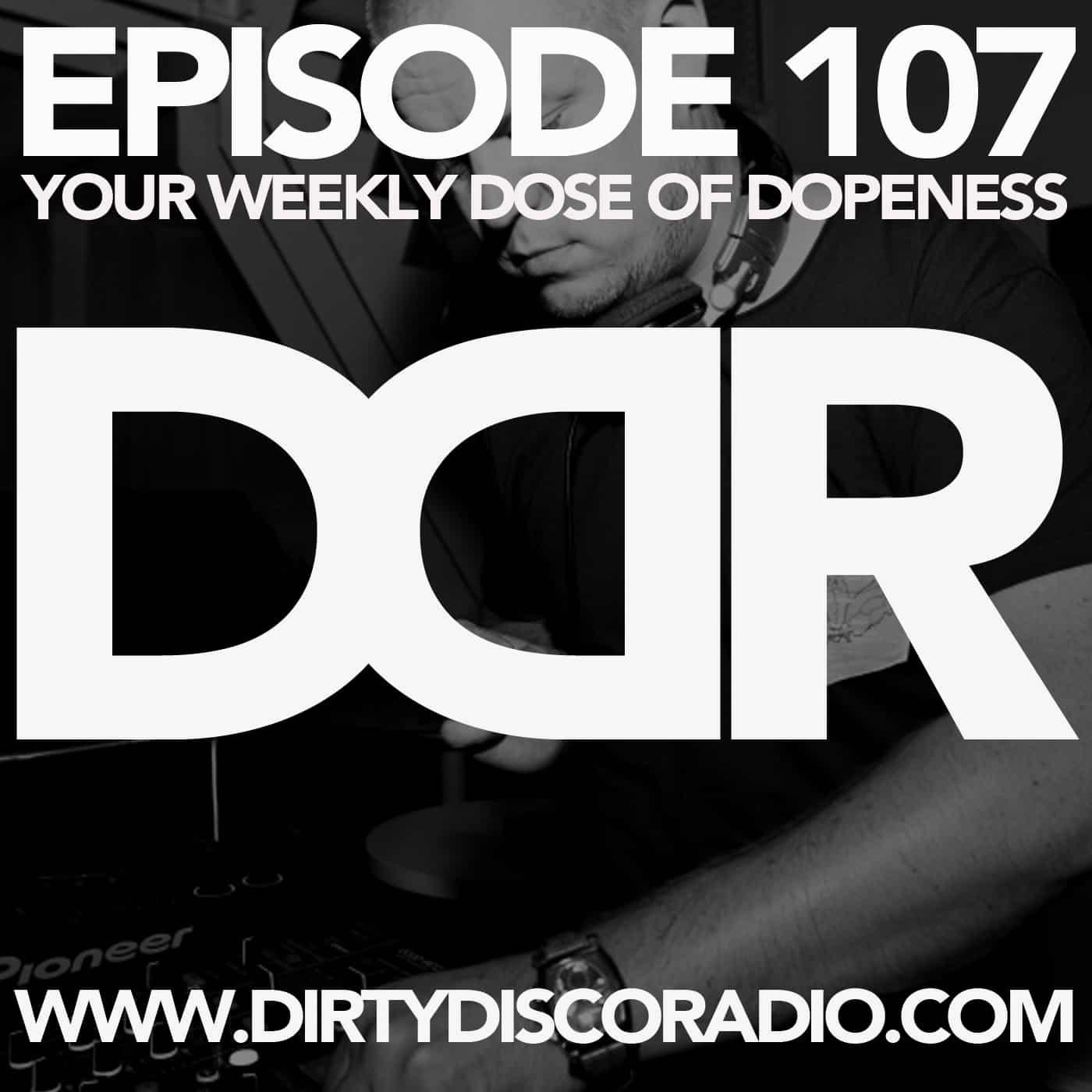 Dirty Disco Radio 107