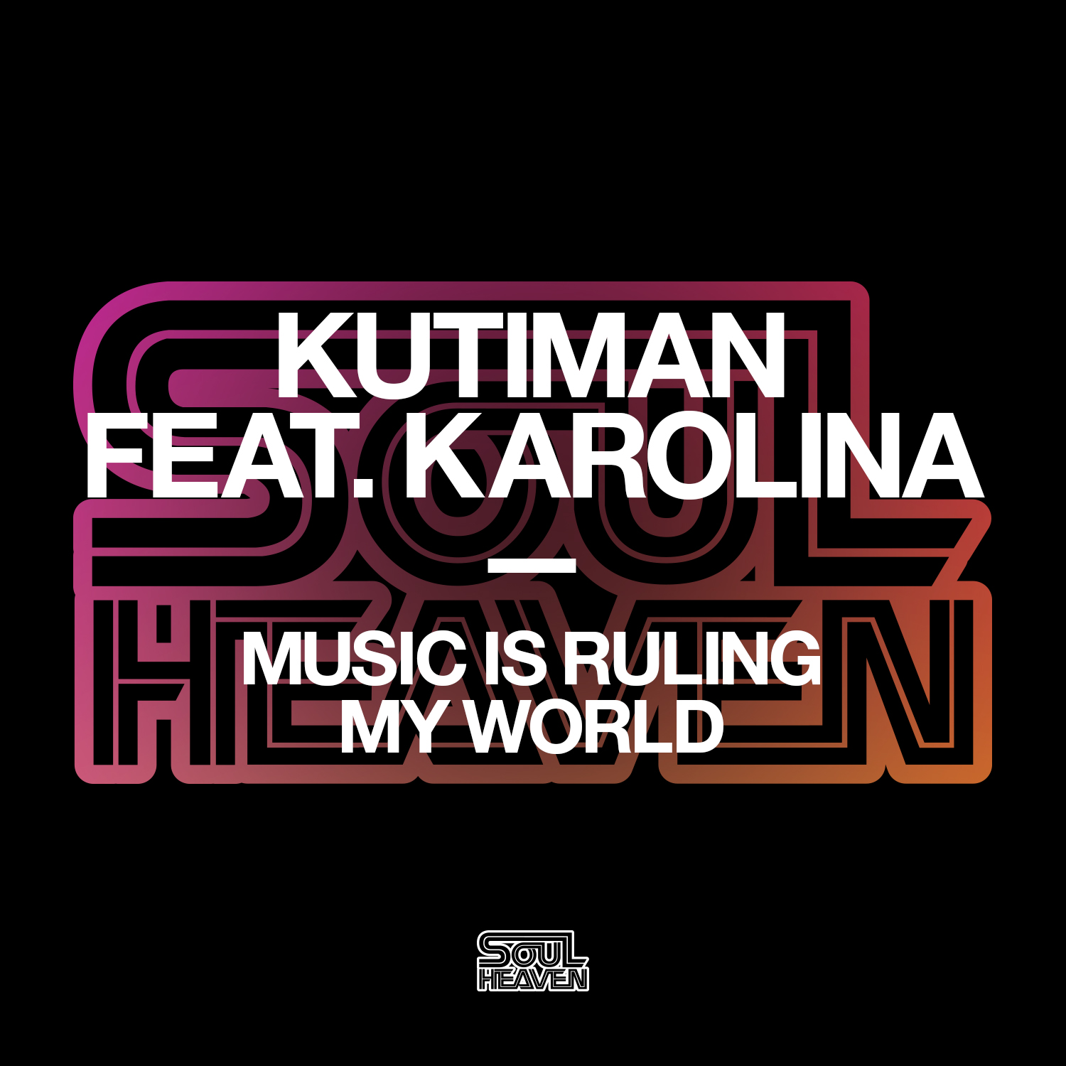 Kutiman featuring Karolina - Music Is Ruling My World