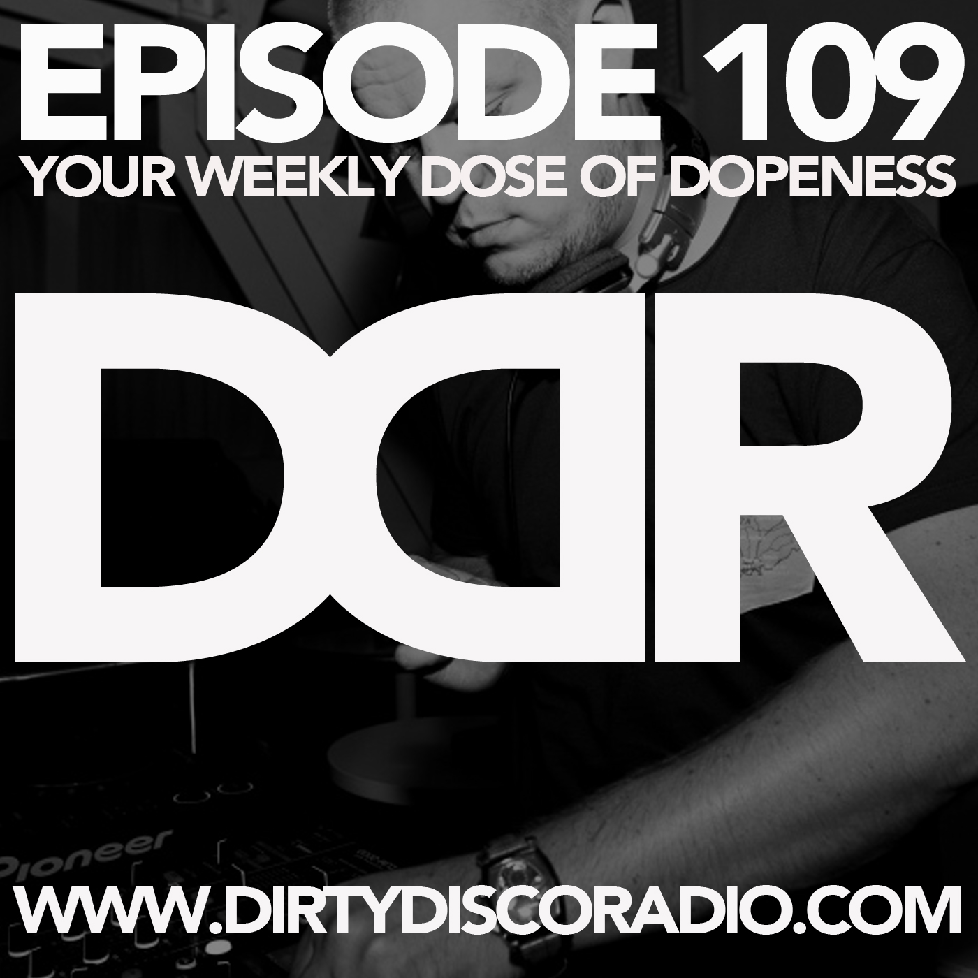 dirty disco radio 109