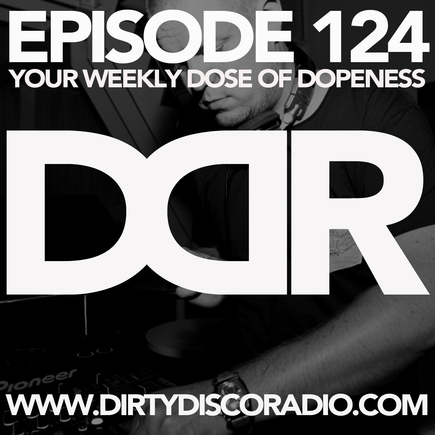 dirty disco radio 124