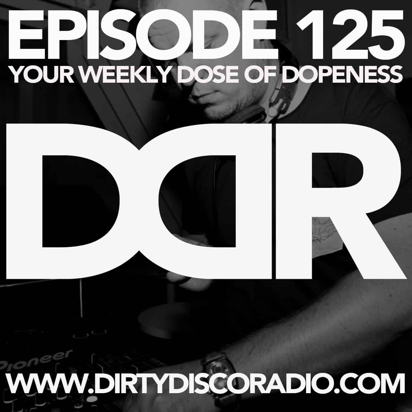 dirty disco radio 125