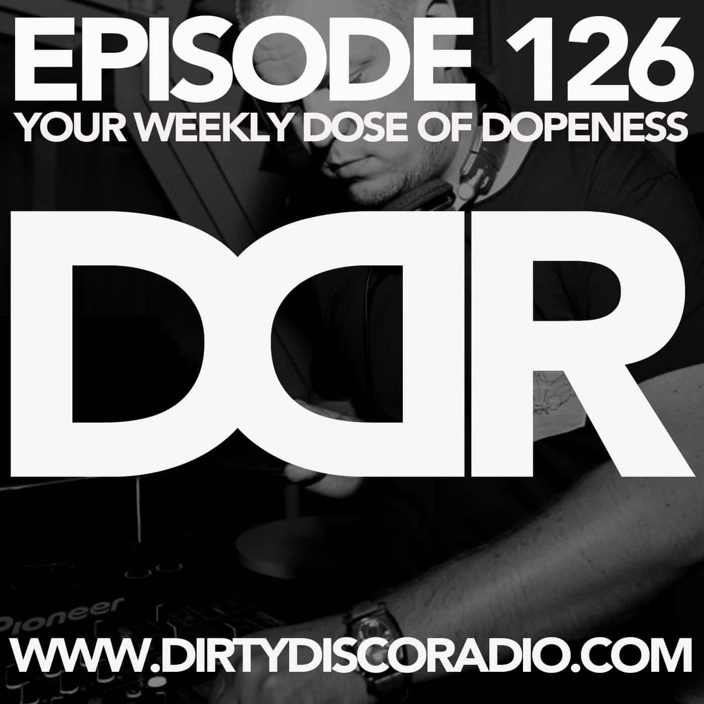 dirty disco radio 126