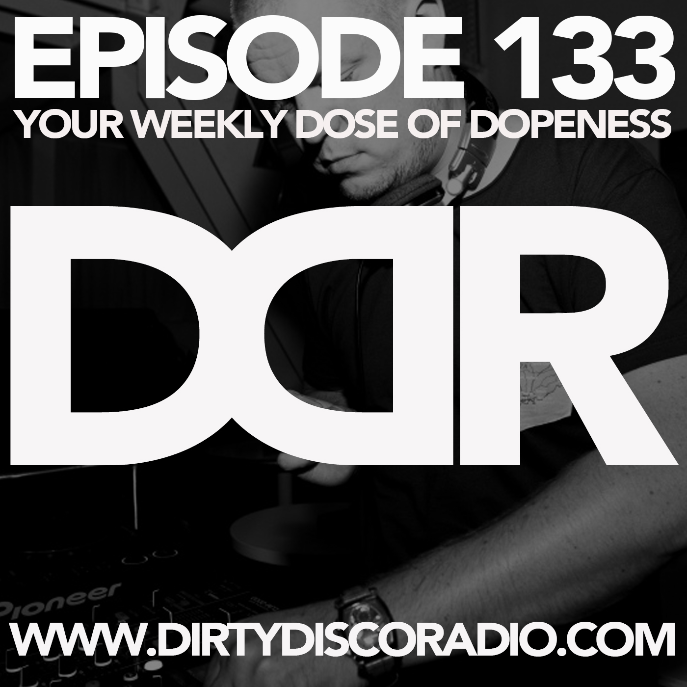 dirty disco radio 133