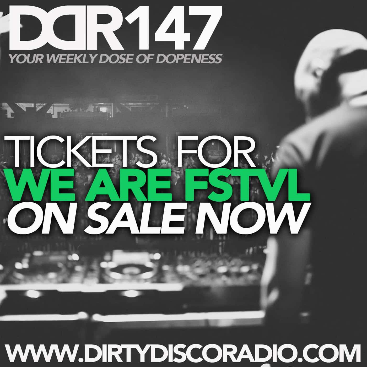 dirty disco radio 147