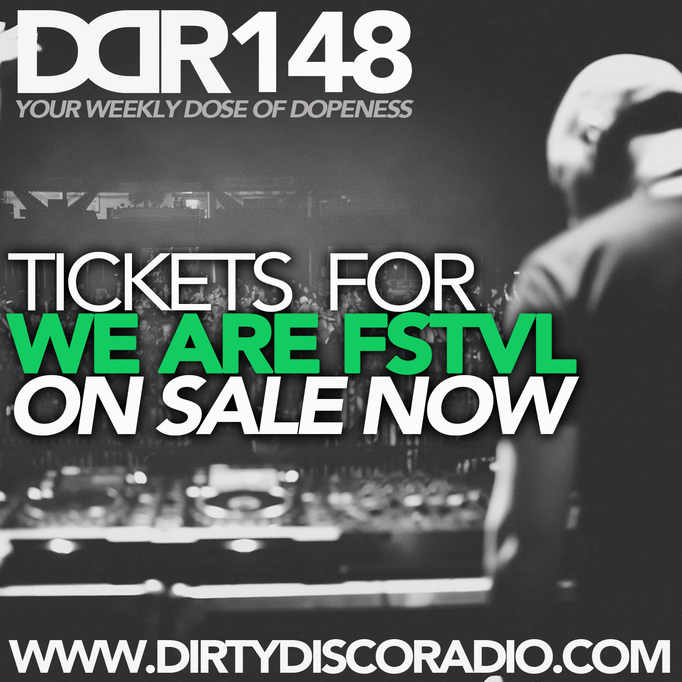 dirty disco radio 148