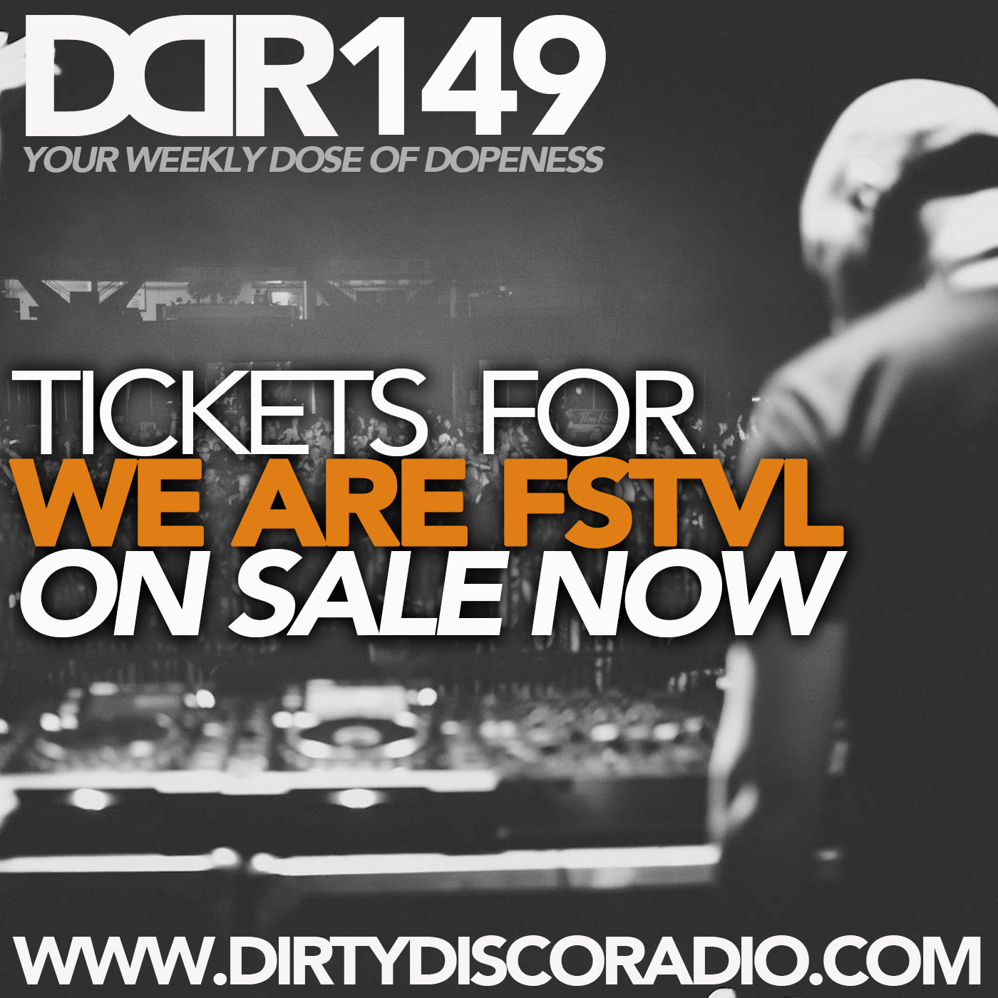 dirty disco radio 149