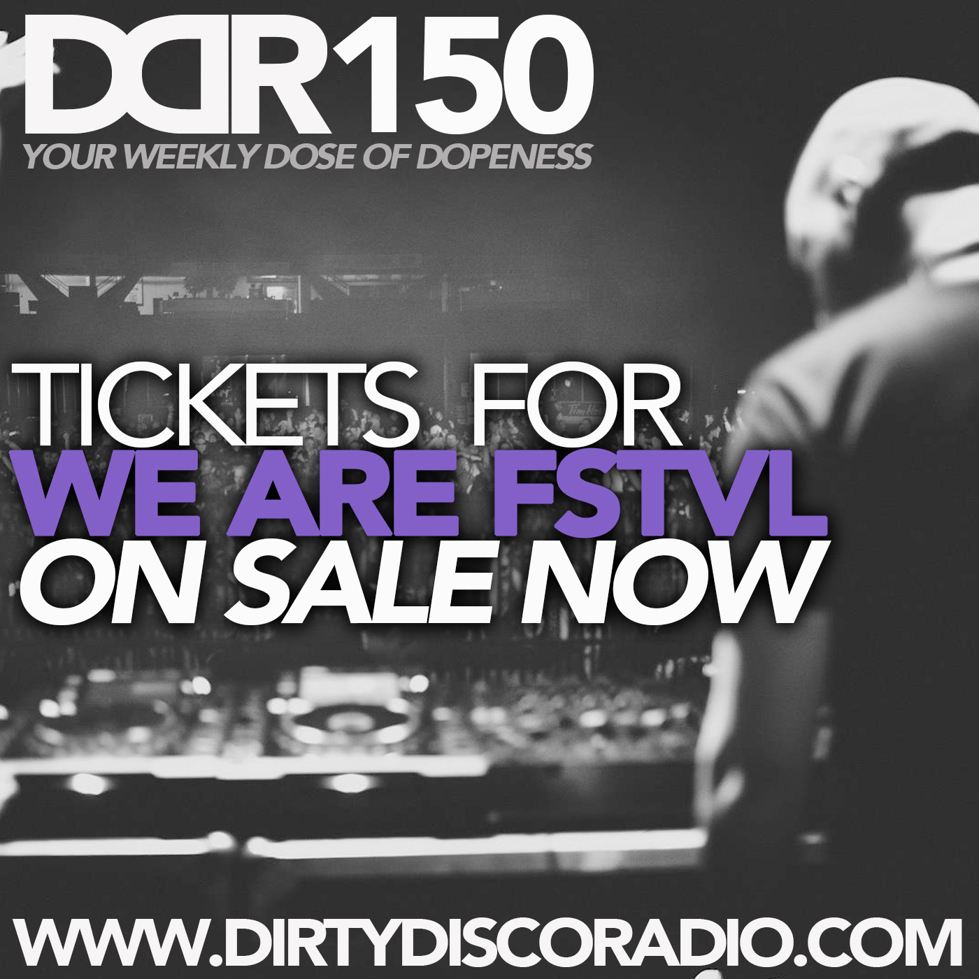 dirty disco radio 150