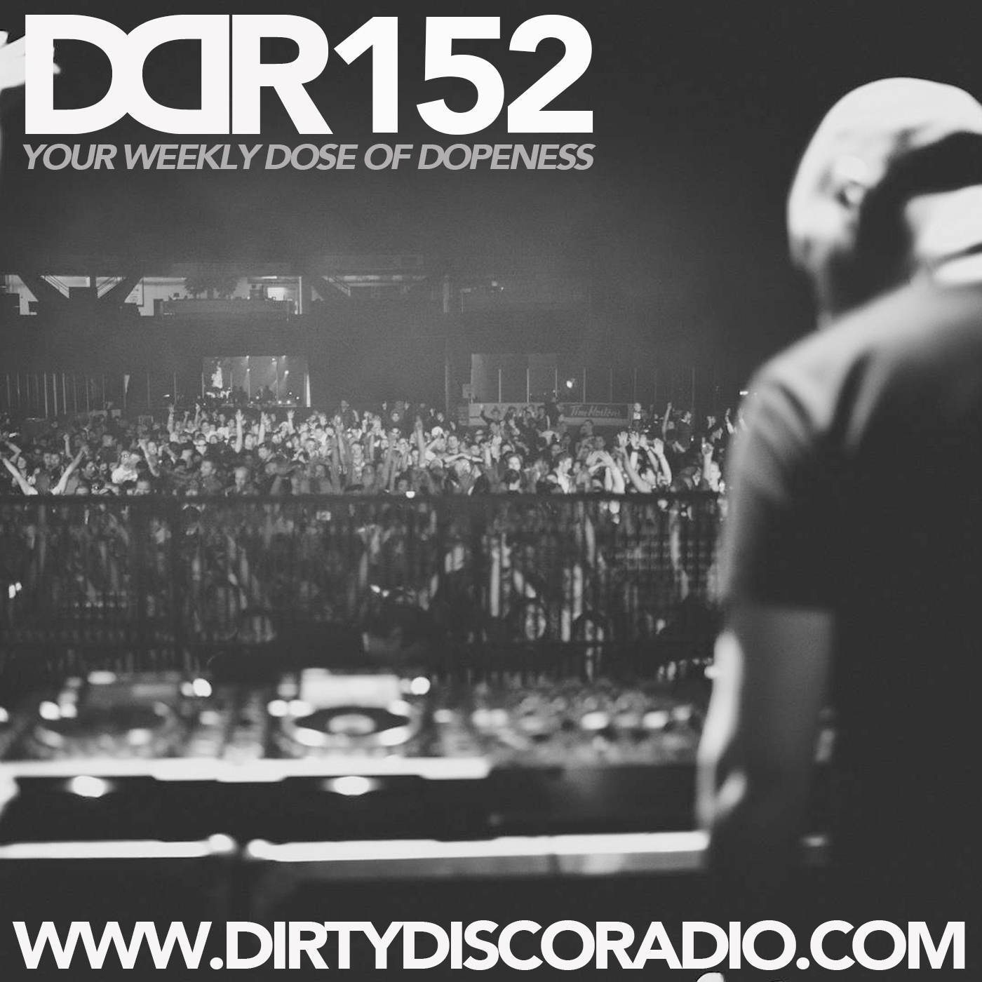 dirty disco radio 152