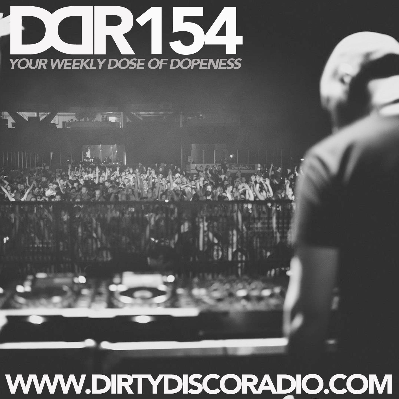 dirty disco radio 154