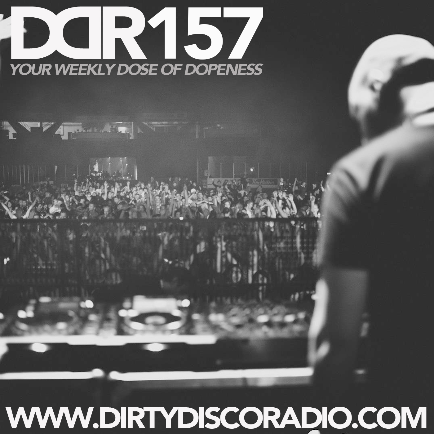 Dirty Disco radio 157
