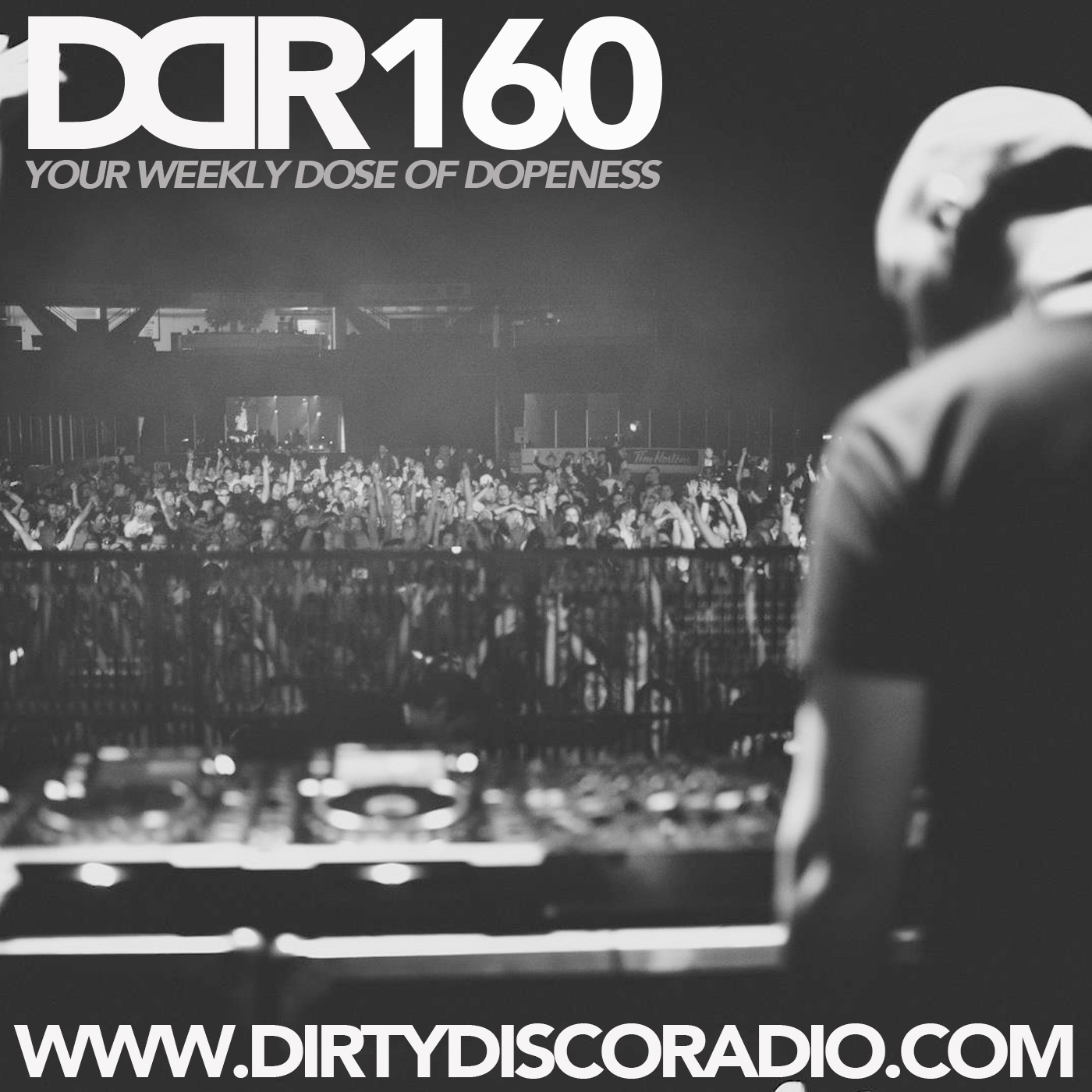 Dirty Disco radio 160