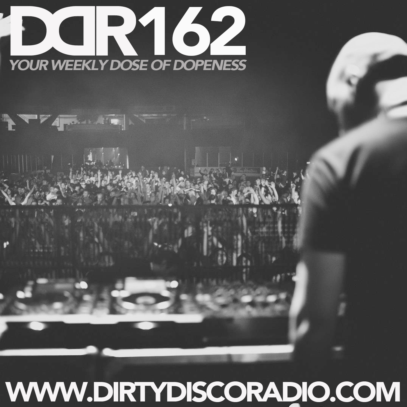 dirty disco radio 162