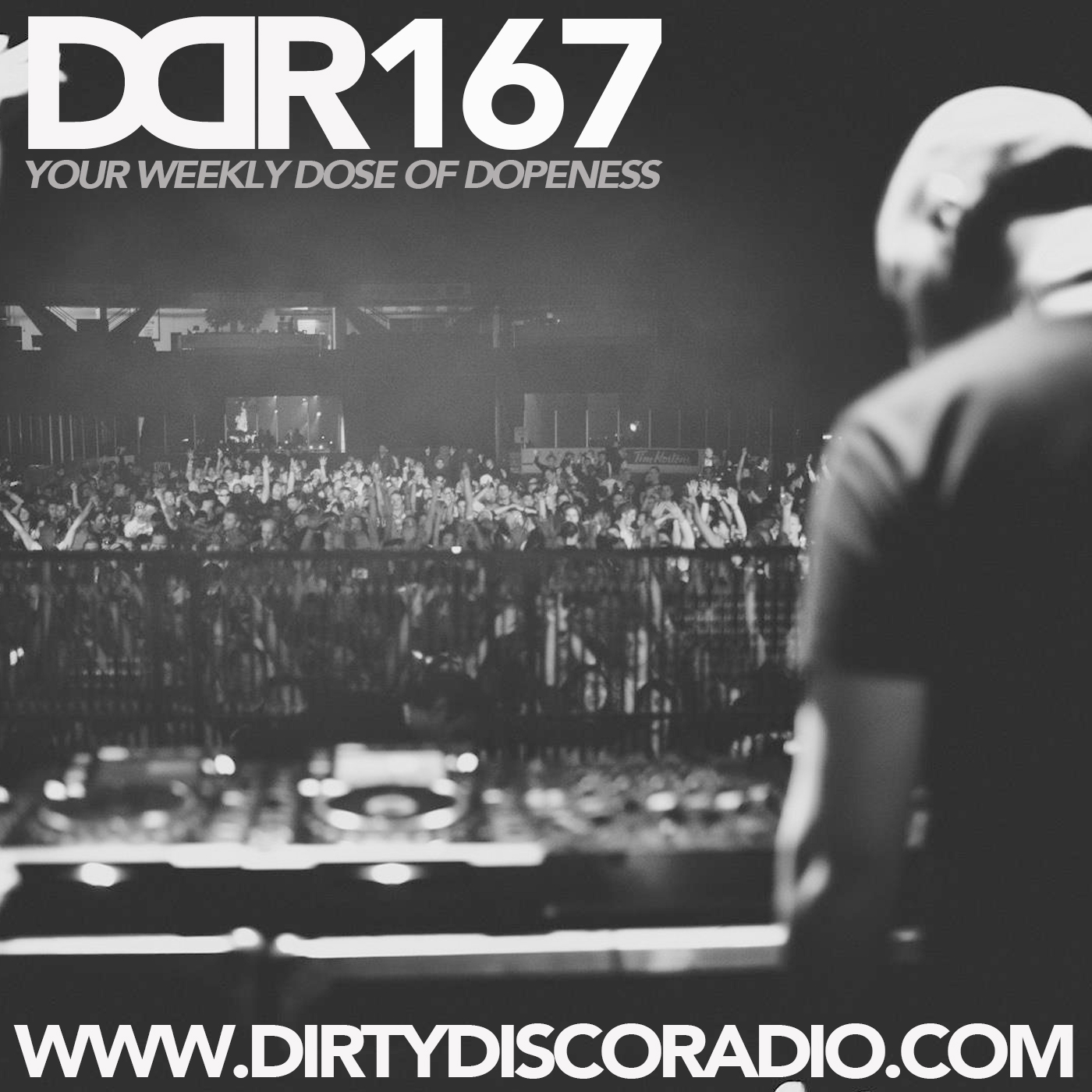 Dirty Disco radio 167