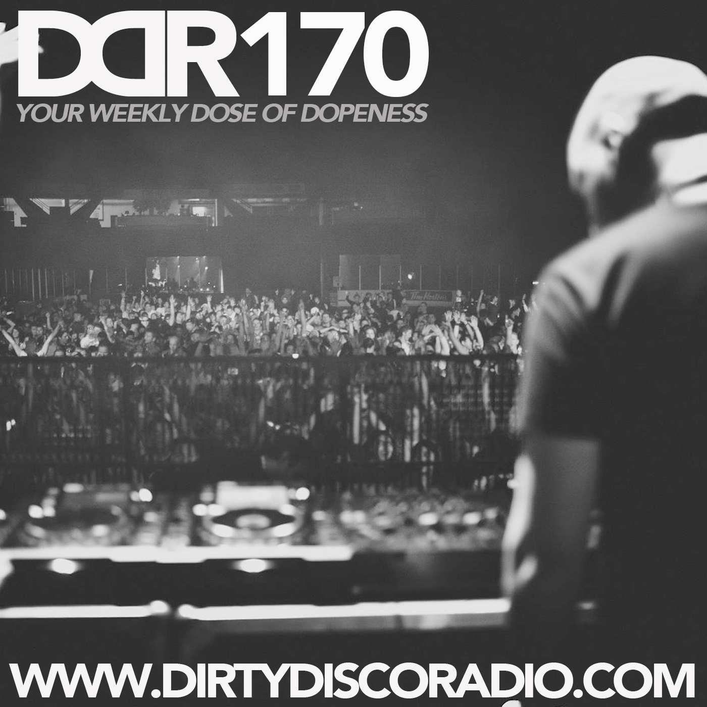 Dirty Disco Radio 170
