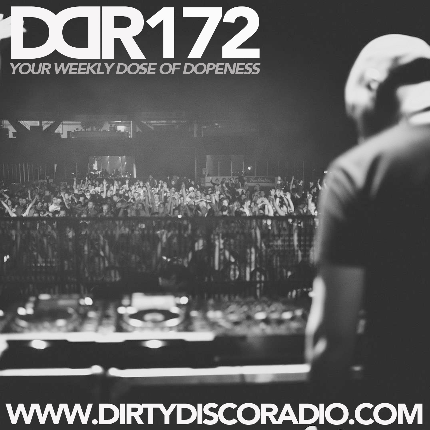 dirty disco radio 172