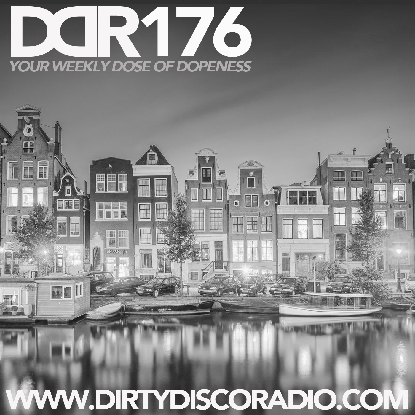 Dirty Summer Vibes - Dirty Disco Radio 176