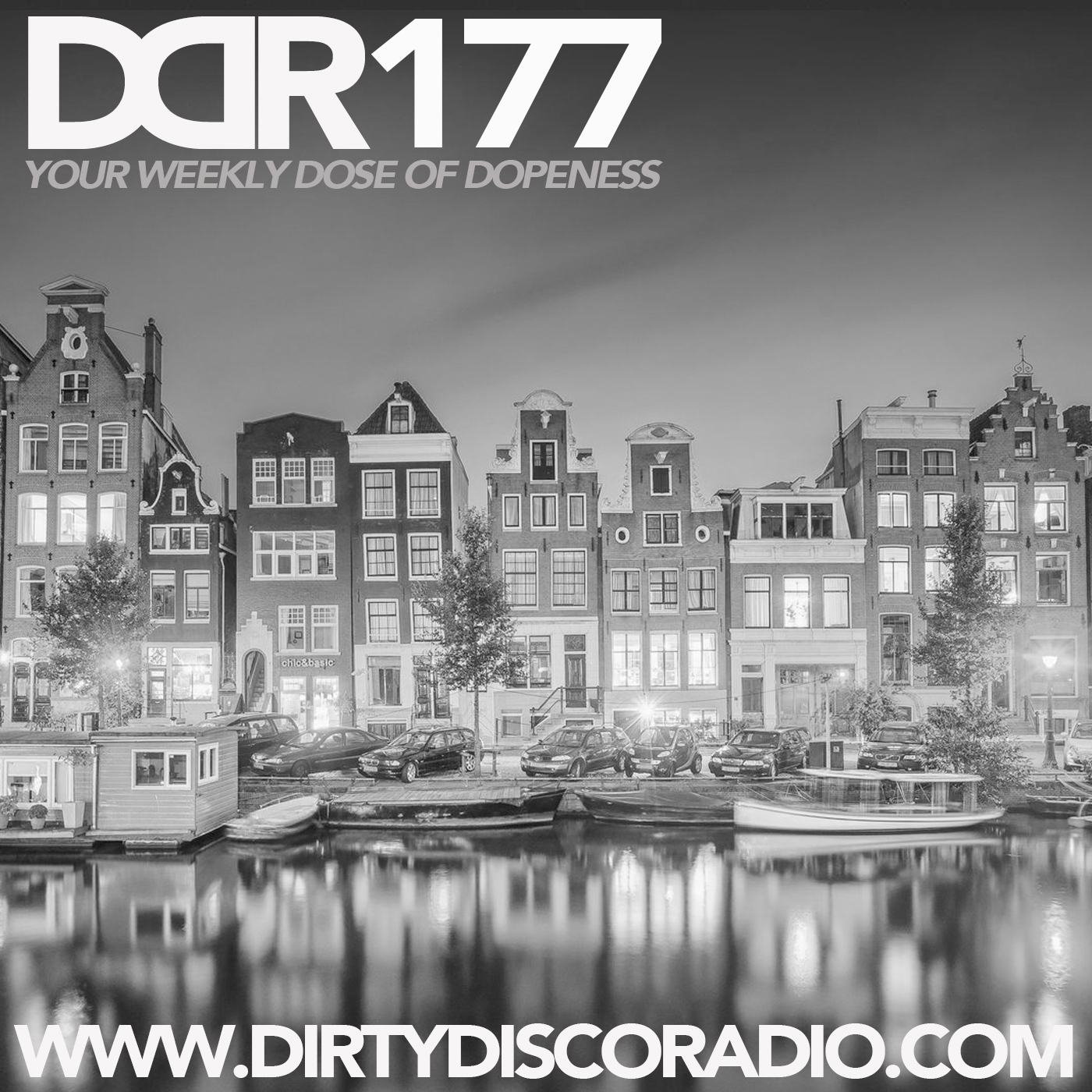 dirty disco radio 177