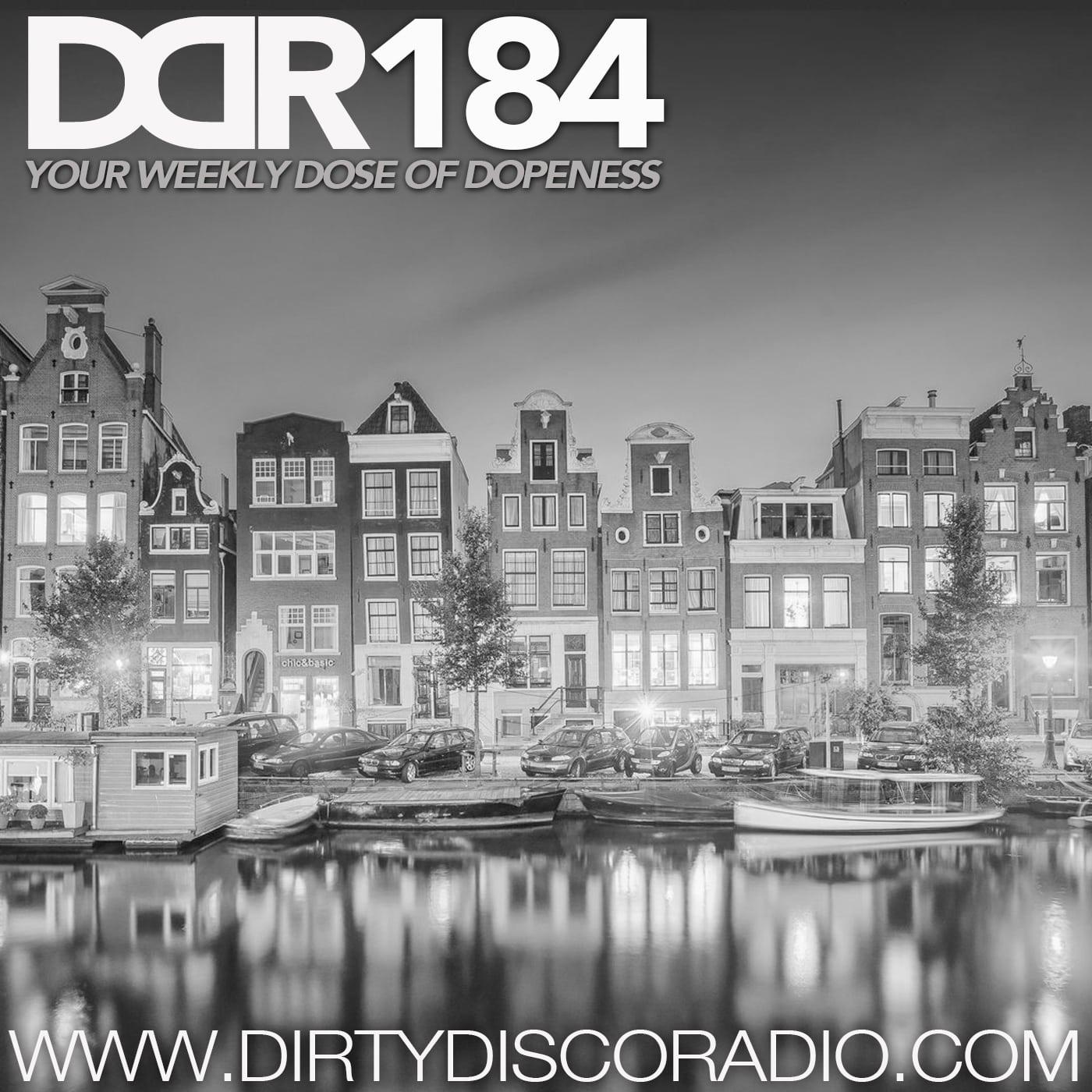 dirty disco radio 184