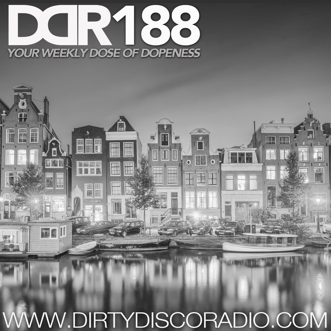 Dirty Disco Radio 188