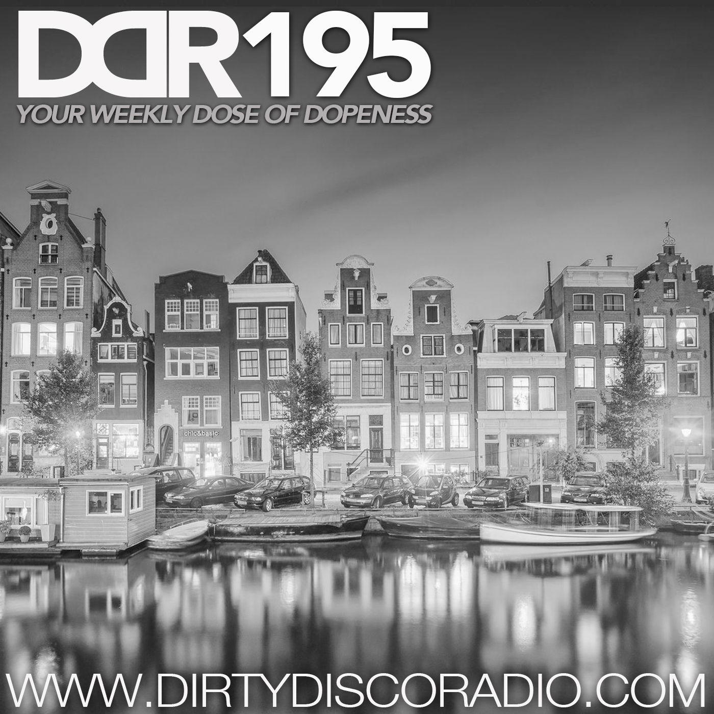 Dirty Disco Radio 195