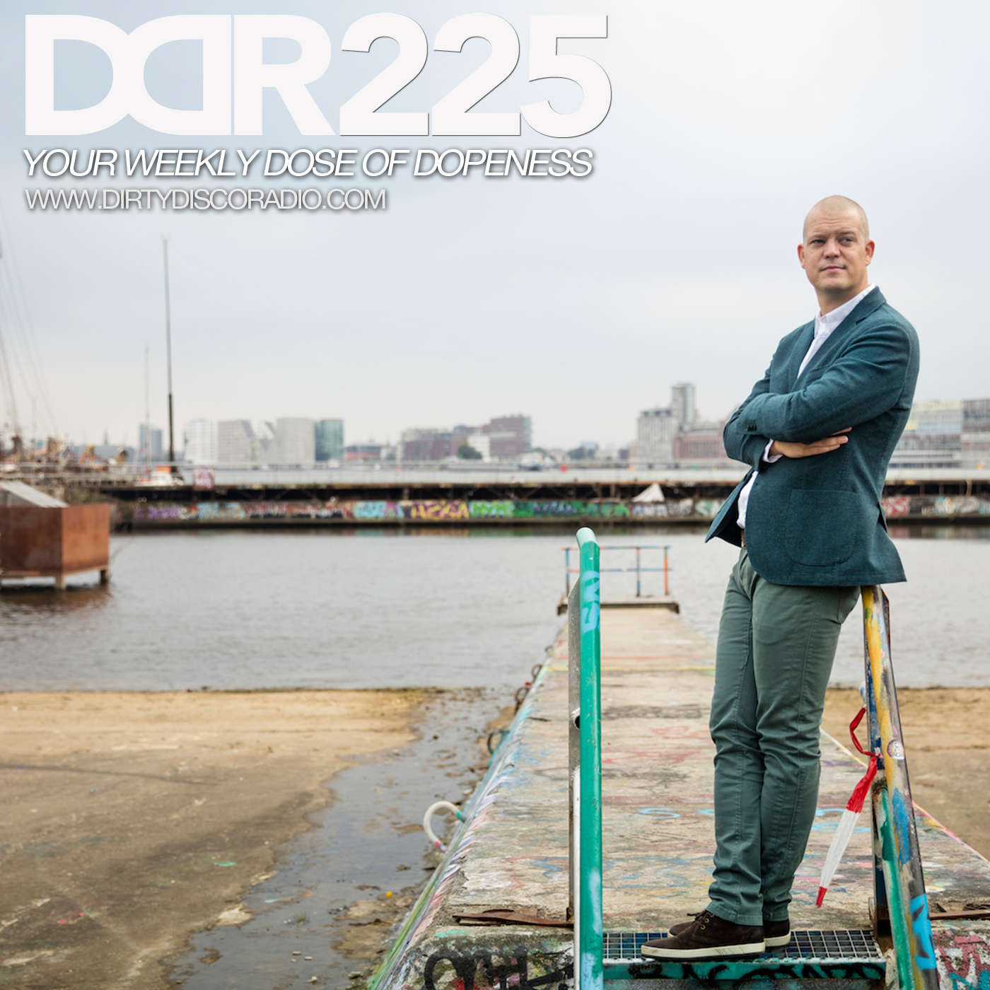 Dirty Disco Radio 225