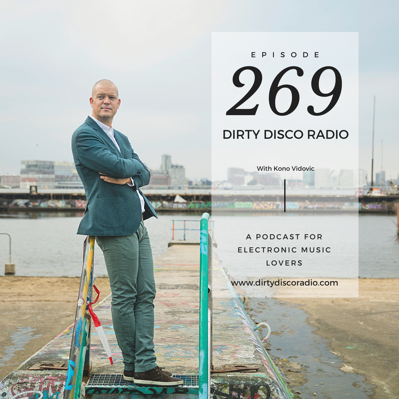 Croatian Adriatic Beach House Music - Dirty Disco Radio 269