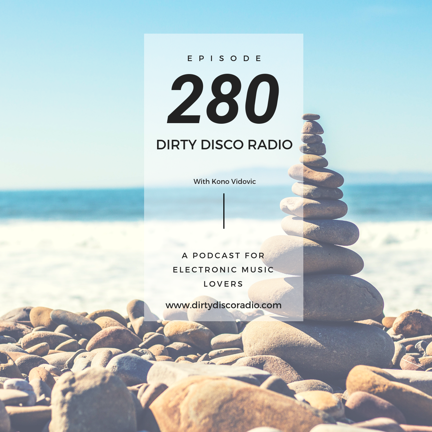 Dirty Disco 280 - Do i have a life, or am i just living?