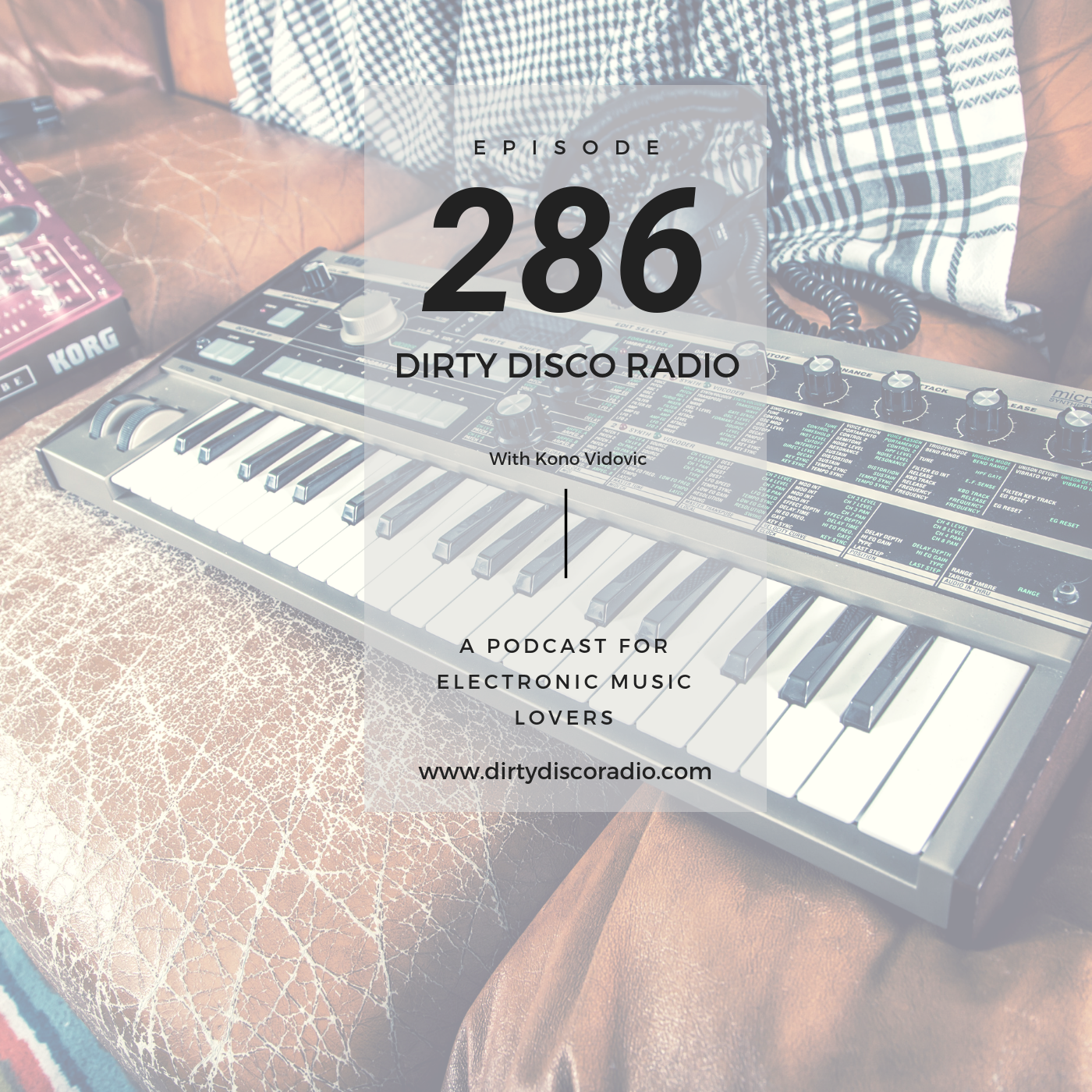 Music essentials - Dirty Disco 286