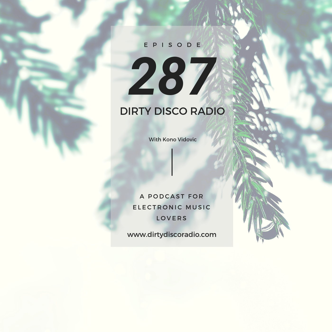 Dirty Disco Christmas Special 2018