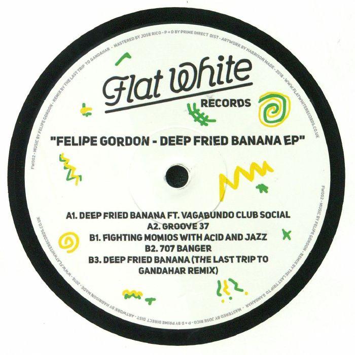 Felipe Gordon - Deep Fried Banana