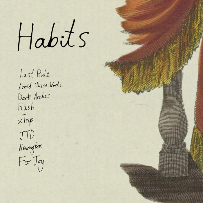 Habits Various Artist Album - weekly selection in electronic music