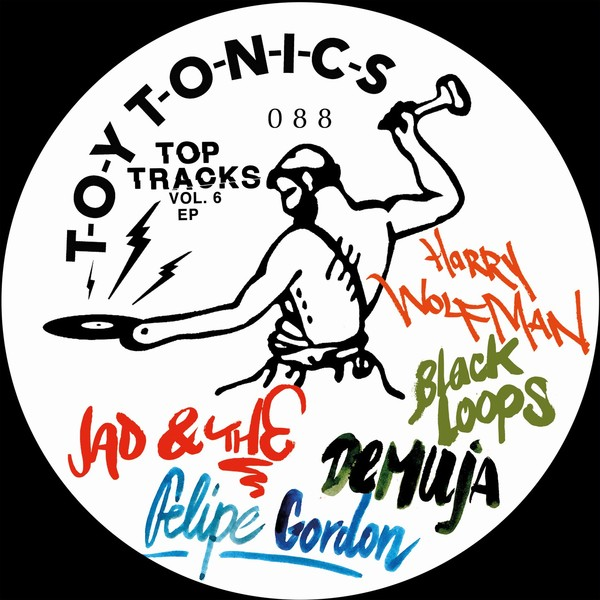 Top Tracks Vol. 6 EP - Toy Tonics