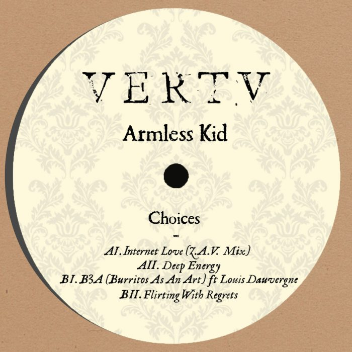 Armles Kid - Choices EP - Weekly Mixed Playlist