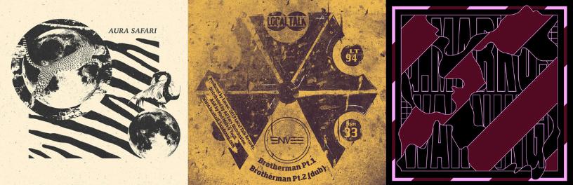 Envee - Brotherman EP - Dirty Disco 310