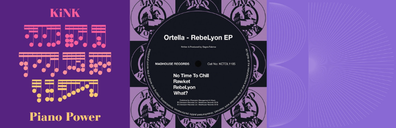 deep banging beats - Ortella - RebeLyon EP