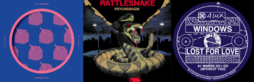 Psychemagik Rattlesnake - New electronic music releases - Dirty Disco 312