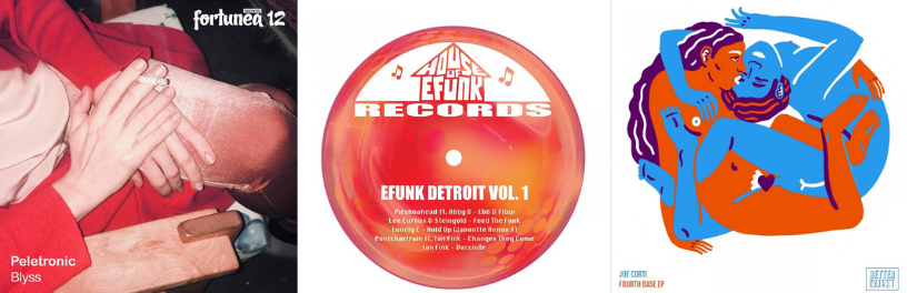 deep banging beats - EFunk Records