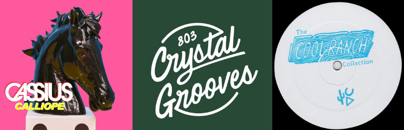 deep banging beats - Cinthie - 803 Crystal Grooves