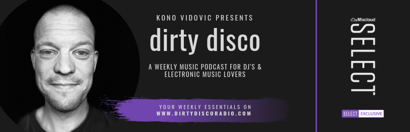 26 electronic dance music tracks in DIrty Disco 313