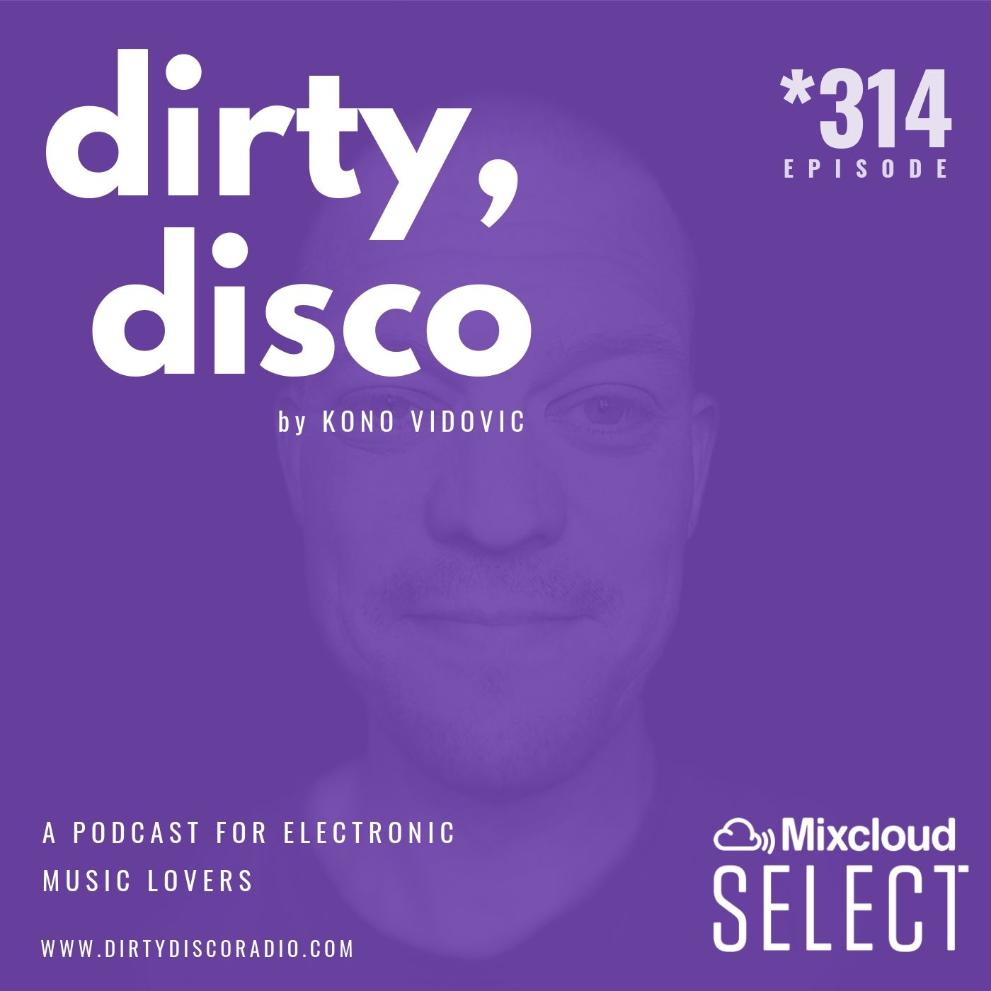Dirty Disco available in Spotify podcasts