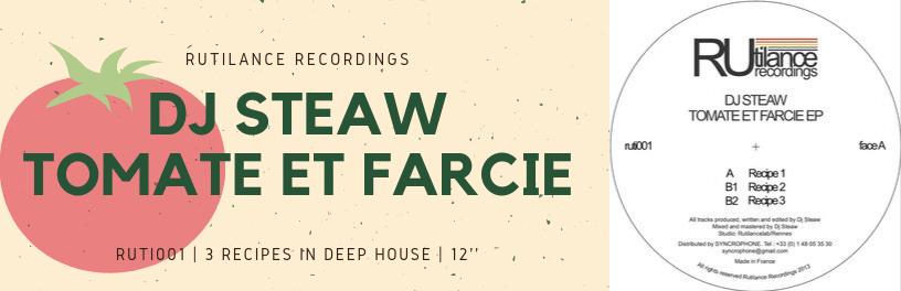 DJ Steaw - Tomate ET Farcie