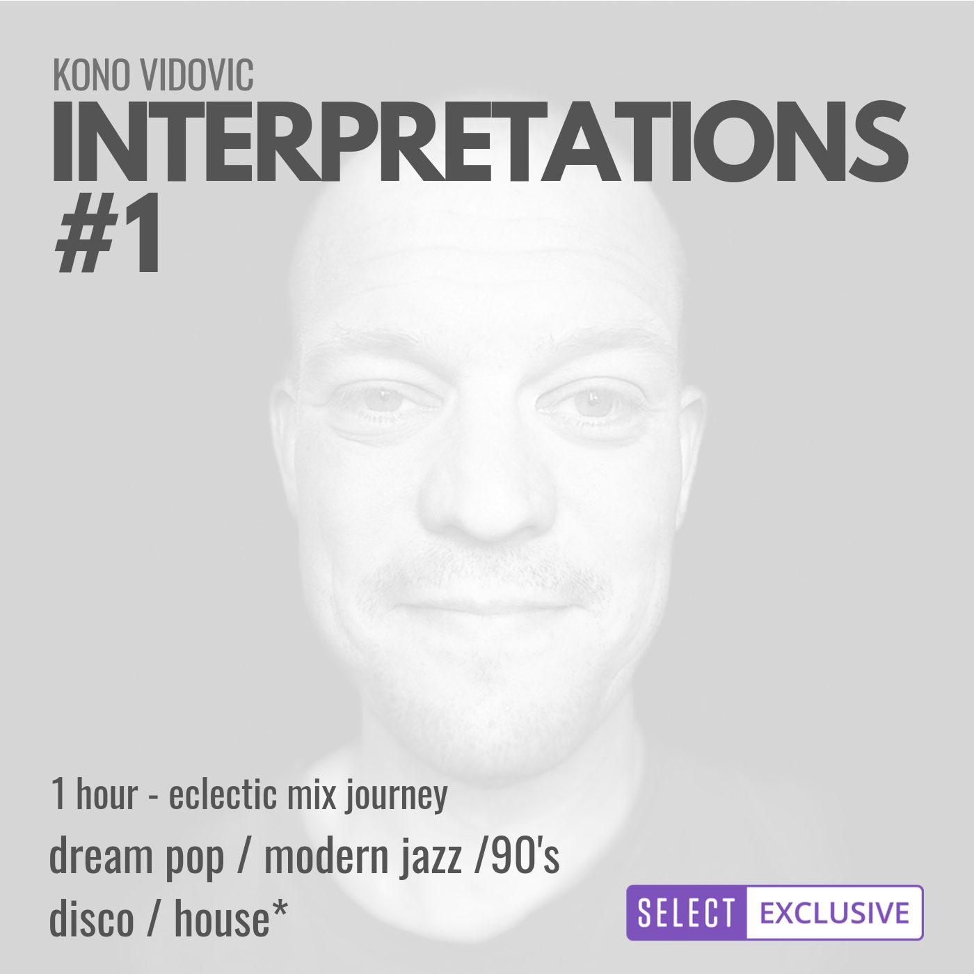 Kono Vidovic - Interpretations artwork #1