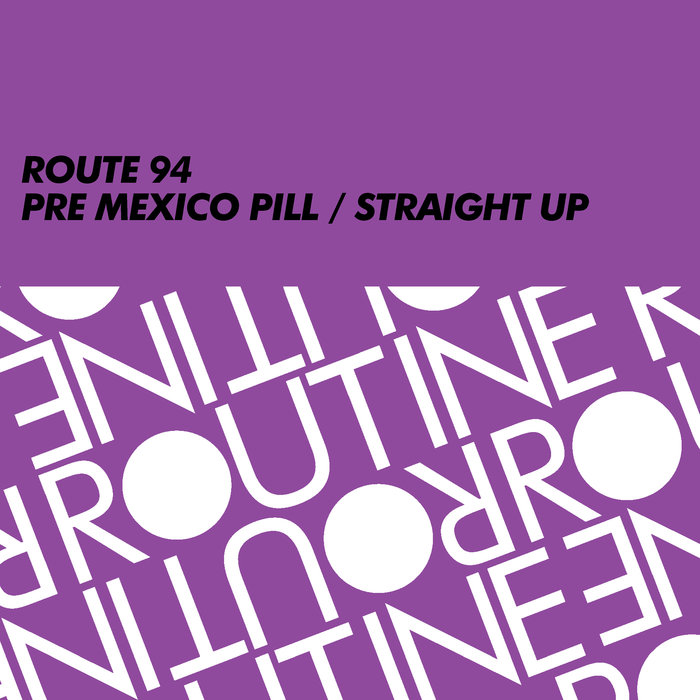 Pre Mexico Pill - Straight Up