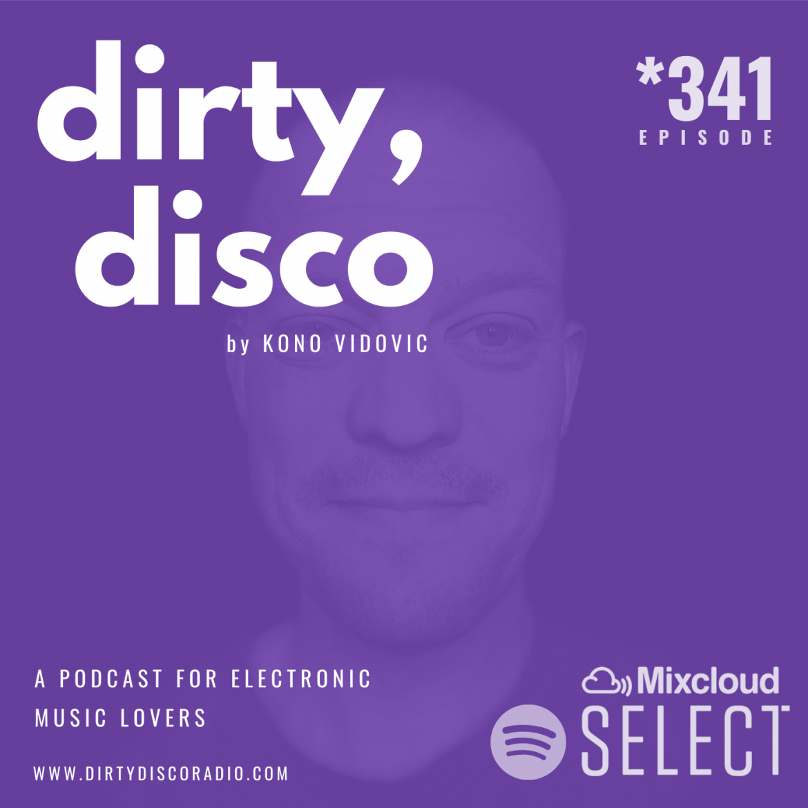 Electronic Music Podcast 341 - Music To Make You Dance