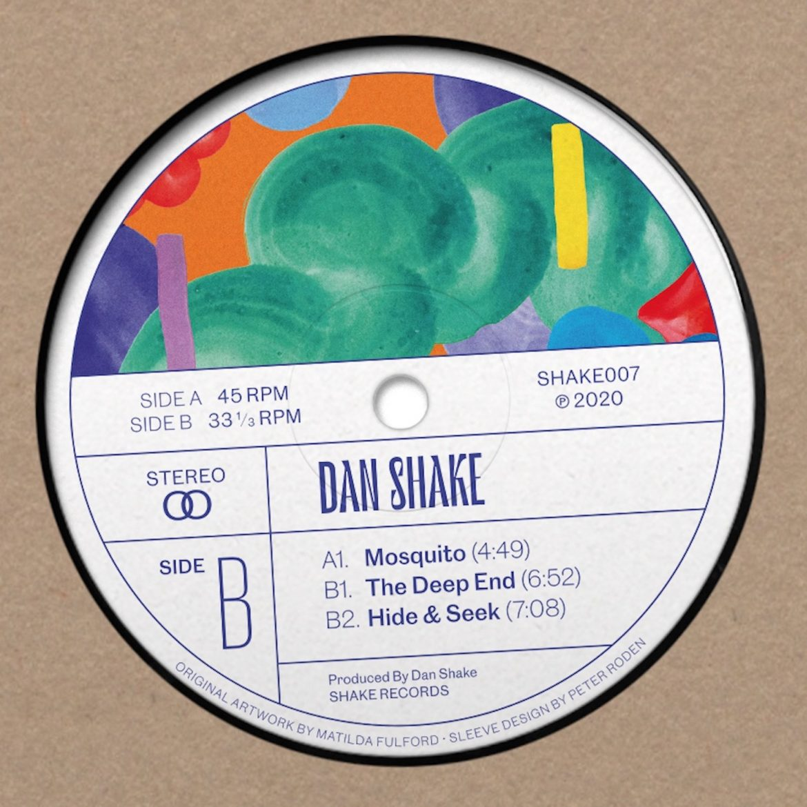 Dan Shake - Mosquito | Dirty Disco
