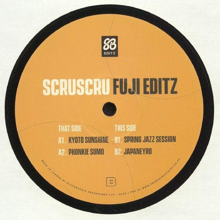 Scruscru - Fuji Editz