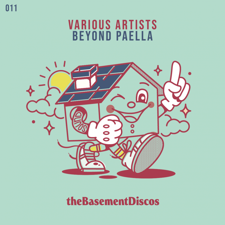 Beyond Paella | TBX011 | theBasement Discos